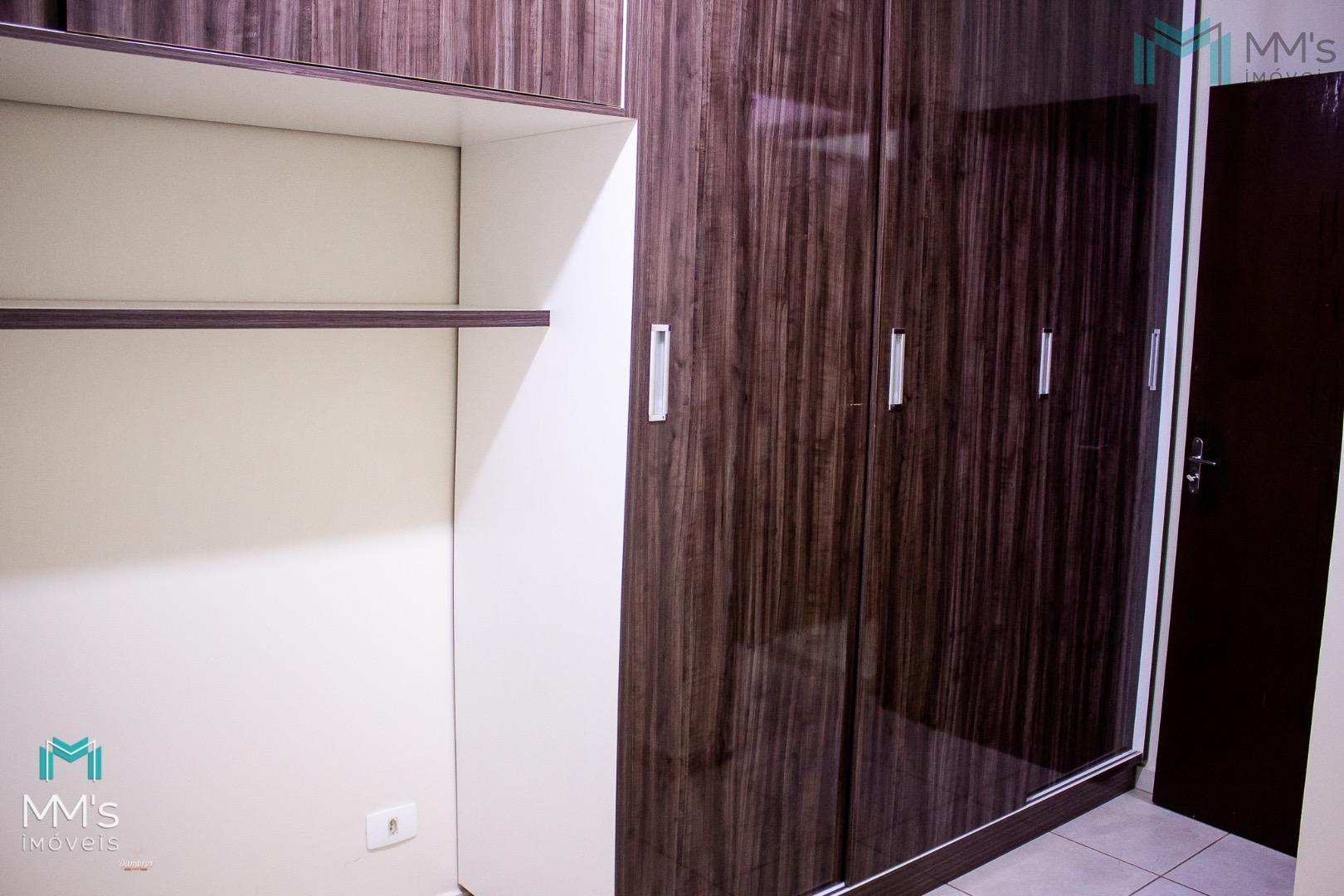 a mm´s apresenta mais uma excelente opçãode locação,apartamento semi-mobiliado no bairro alto alegre em cascavel pr.características...
