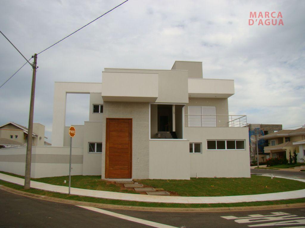 Casa residencial à venda, Condomínio Villa Lobos, Paulínia - CA0558.