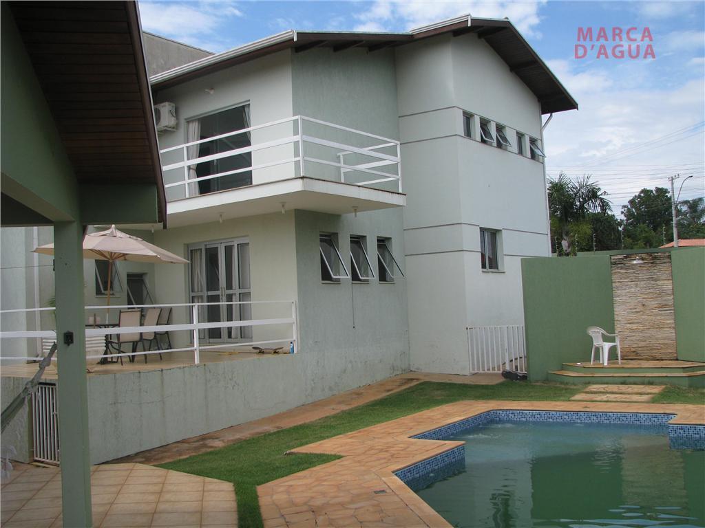 Casa residencial à venda, Parque da Represa, Paulínia - CA0651.