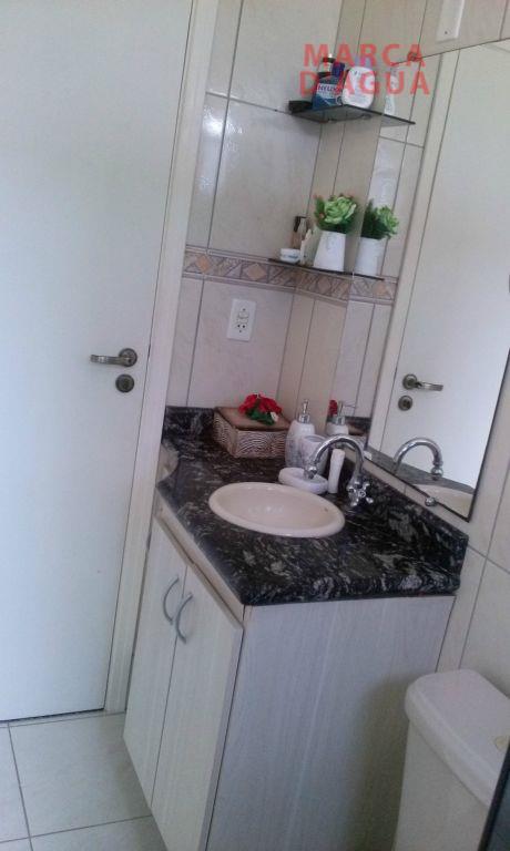Apartamento residencial à venda, Residencial Suécia, Paulínia.