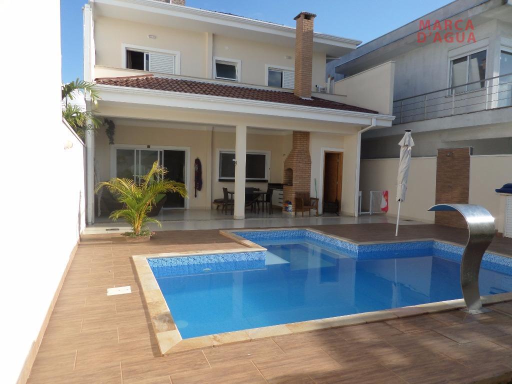 Maravilhosa Casa  residencial à venda, Jardim Planalto, Paulínia.
