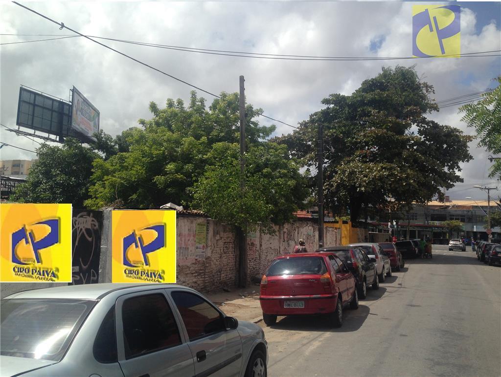 Terreno comercial à venda, Centro, Fortaleza - TE0263.