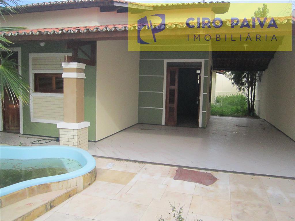 Casa residencial à venda, Lagoa Redonda, Fortaleza - CA1898.