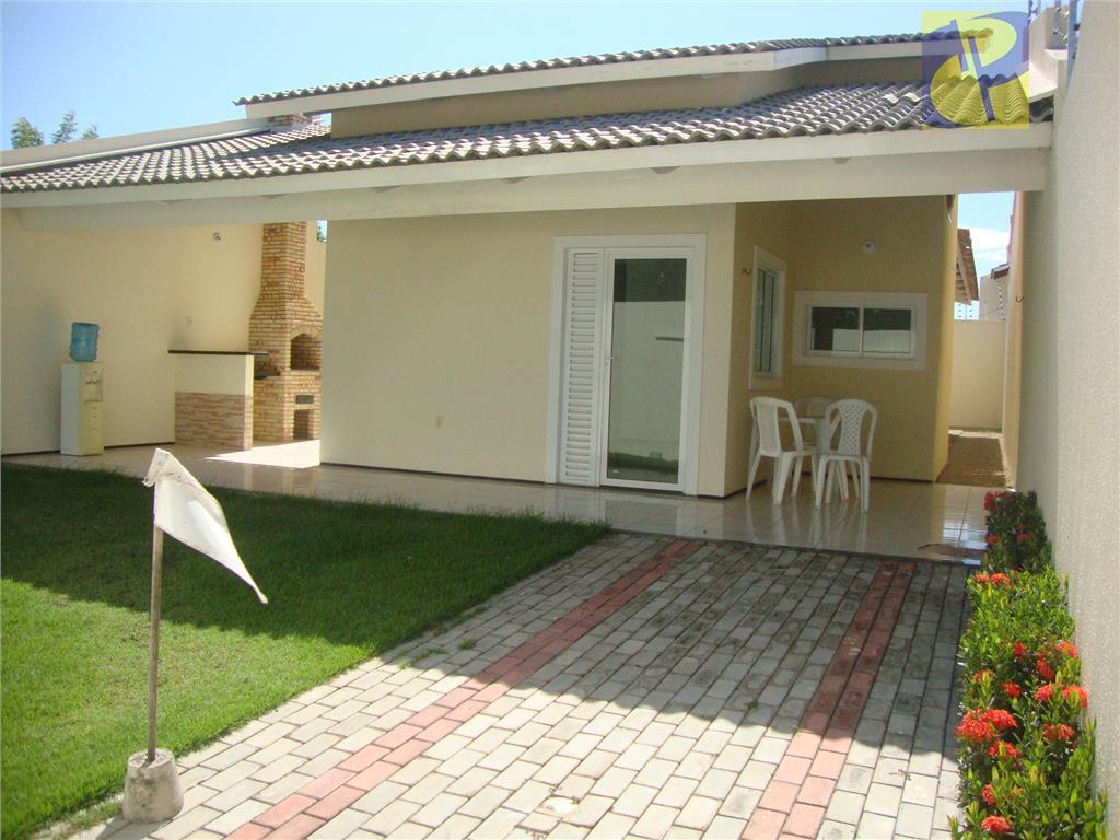 Casa residencial à venda, Lagoa Redonda, Fortaleza - CA1992.