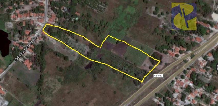 Terreno rural à venda, Aquiraz, Aquiraz - TE0294.