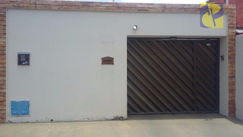 Casa residencial à venda, Edson Queiroz, Fortaleza - CA2114.