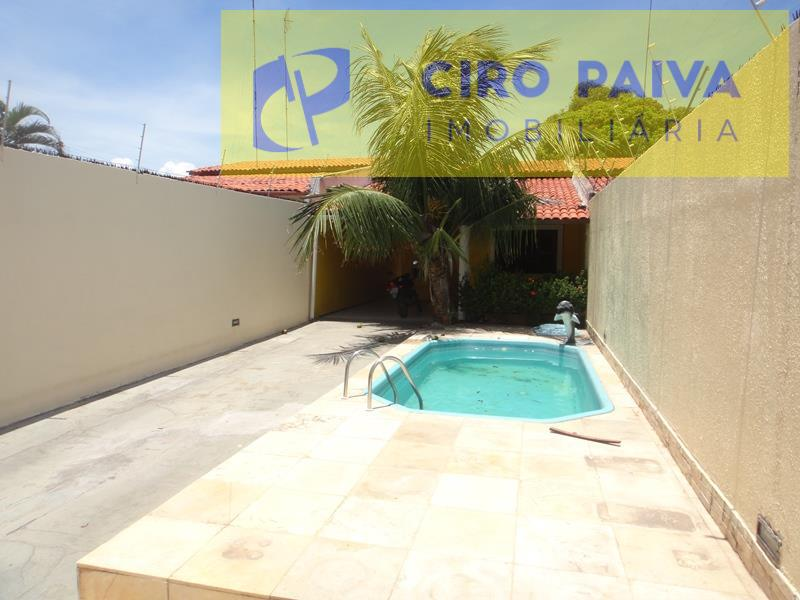 Casa residencial para venda e locação, Sapiranga, Fortaleza - CA1800.