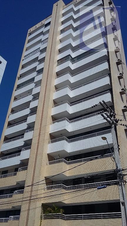 Apartamento residencial à venda, Engenheiro Luciano Cavalcante, Fortaleza - AP1041.