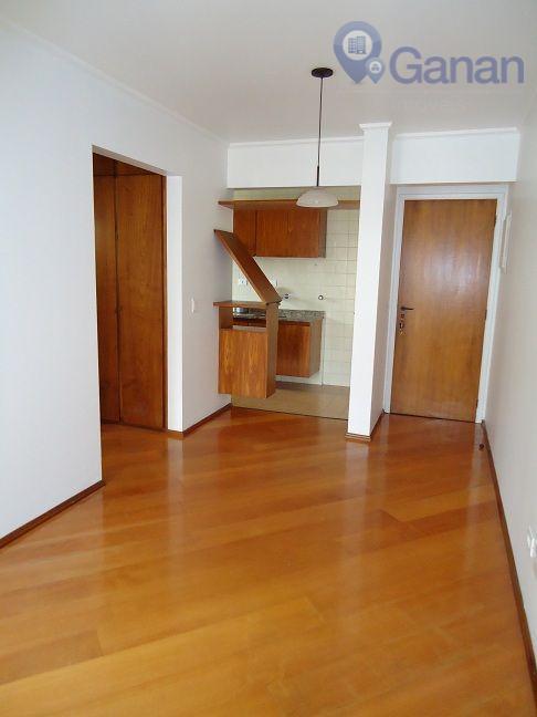 Apartamento com 1 dormitório para alugar, 40 m² por R$ 2.200/mês - Moema - São Paulo/SP