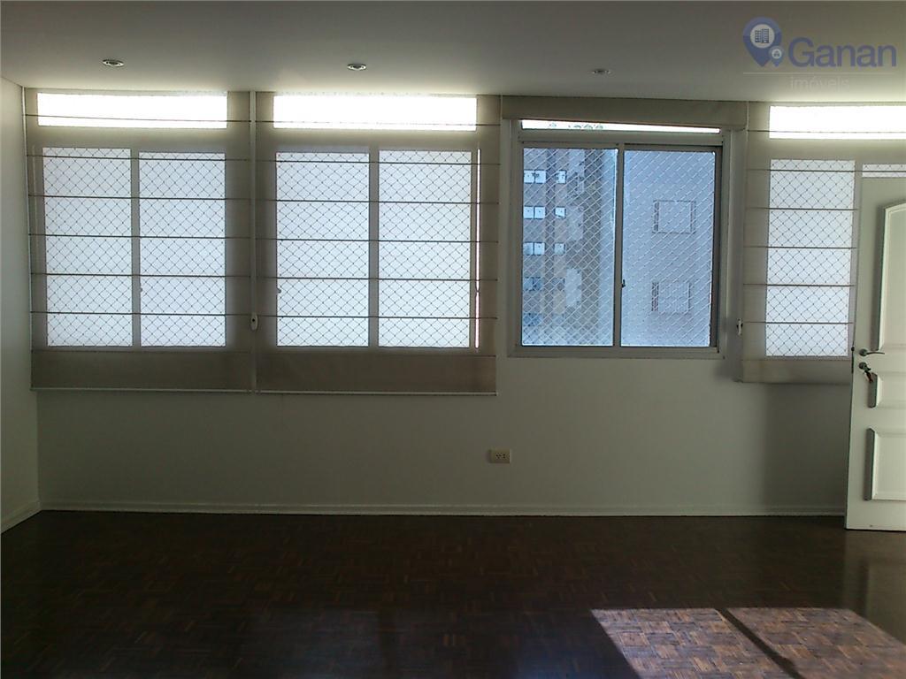 Apartamento residencial para locação, Campo Belo, São Paulo - AP0349.