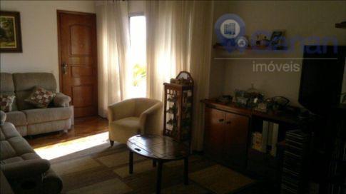 Apartamento com 3 dormitórios à venda, 110 m² por R$ 850.000 - Vila Mascote - São Paulo/SP