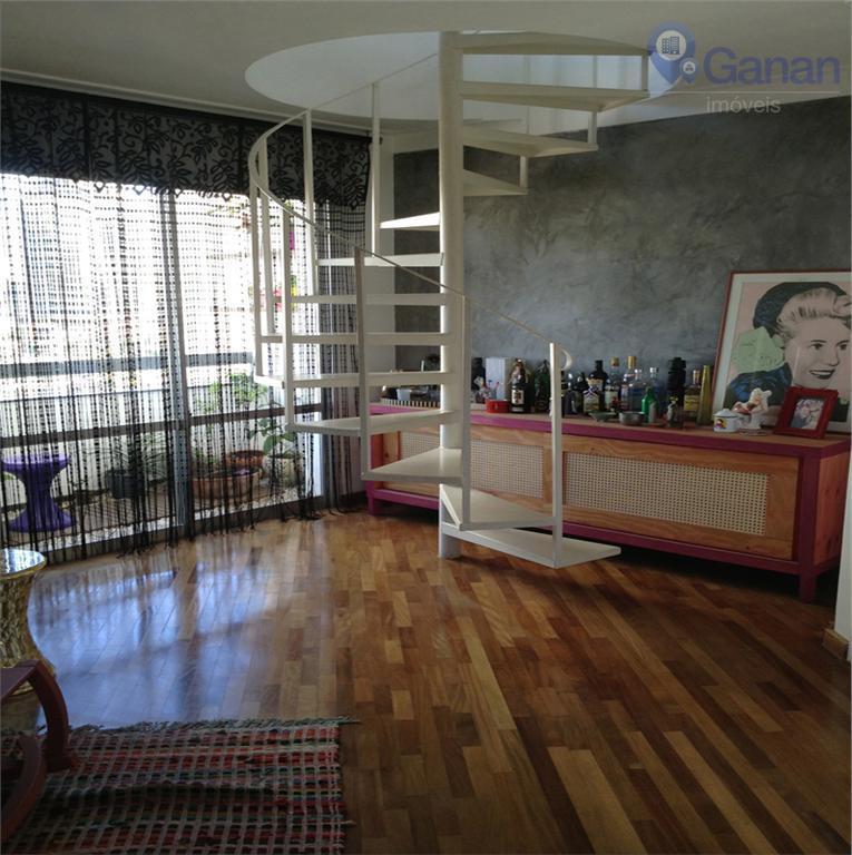 Cobertura  residencial à venda, Brooklin Novo, São Paulo.