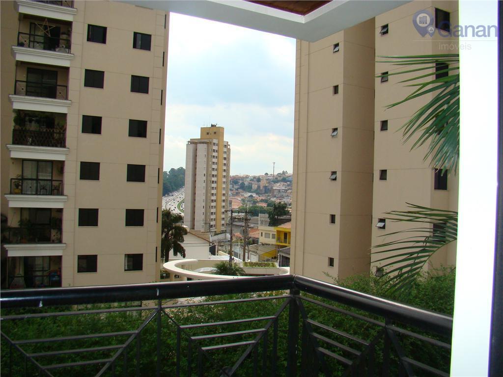 Apartamento residencial à venda, City Butantã, São Paulo - AP2431.