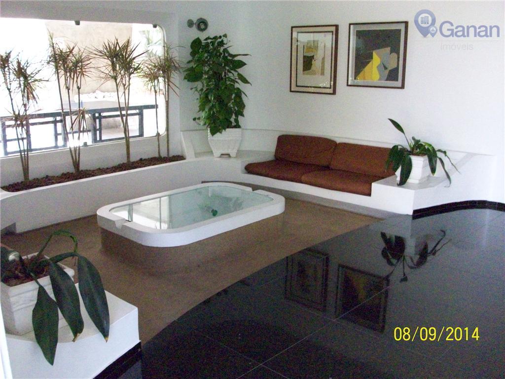 Apartamento residencial para venda e locação, Campo Belo, São Paulo - AP1725.