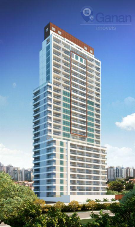 Apartamento residencial à venda, Brooklin, São Paulo - AP4736.