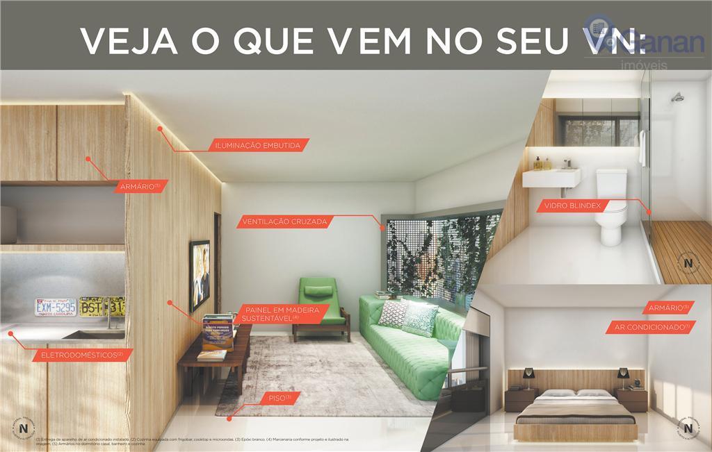 Apartamento residencial à venda, Jardins, São Paulo - AP1826.
