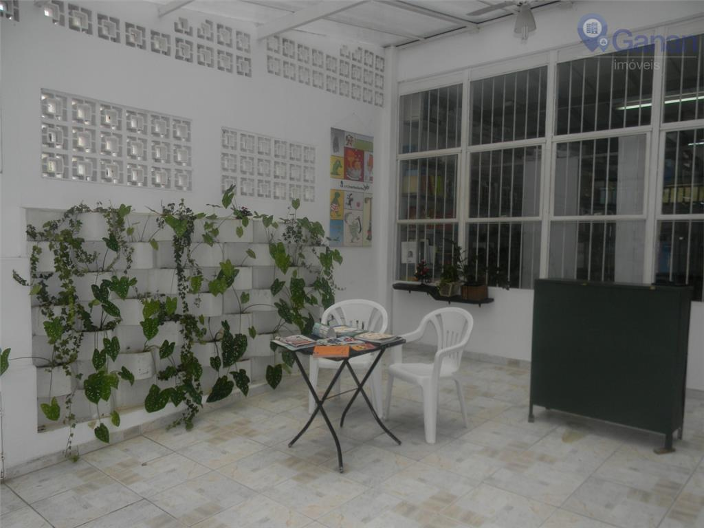 Sobrado comercial à venda, Chácara Santo Antônio (Zona Sul), São Paulo.