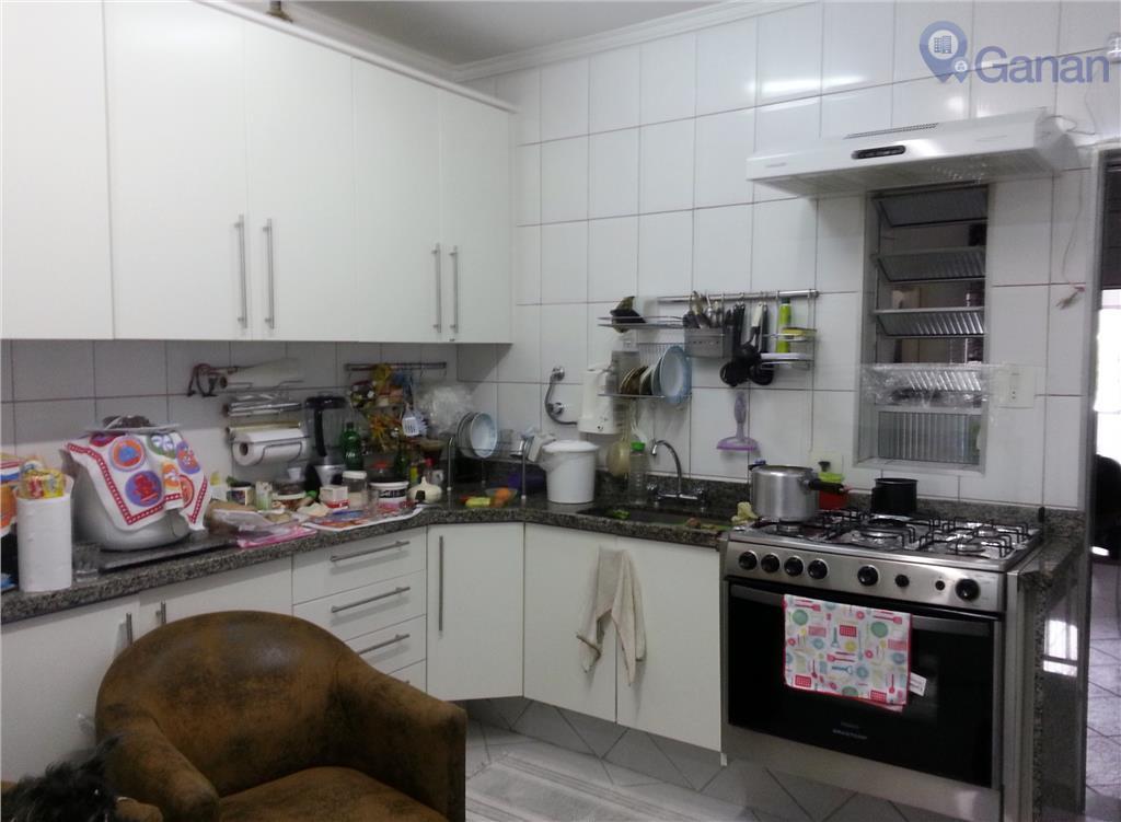 Sobrado residencial à venda, Vila Mariana, São Paulo - SO0272.