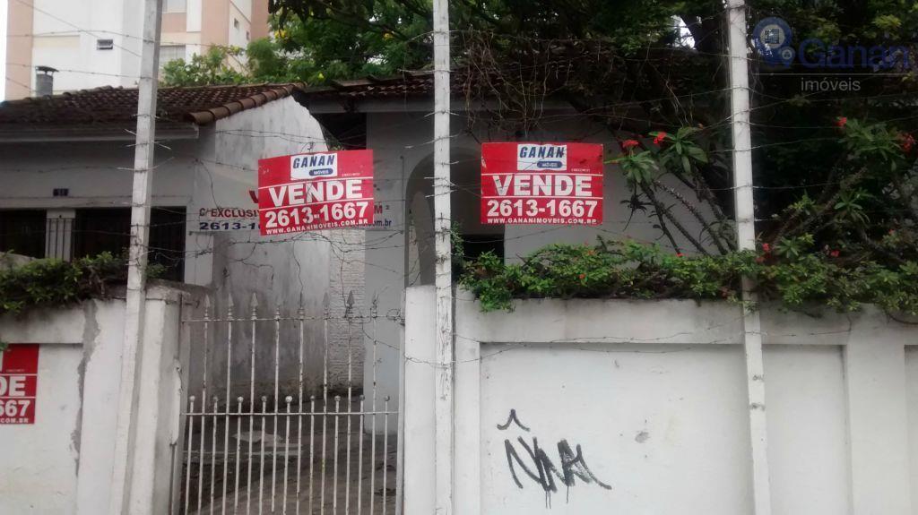 Casa comercial à venda, Campo Belo, São Paulo - CA0196.
