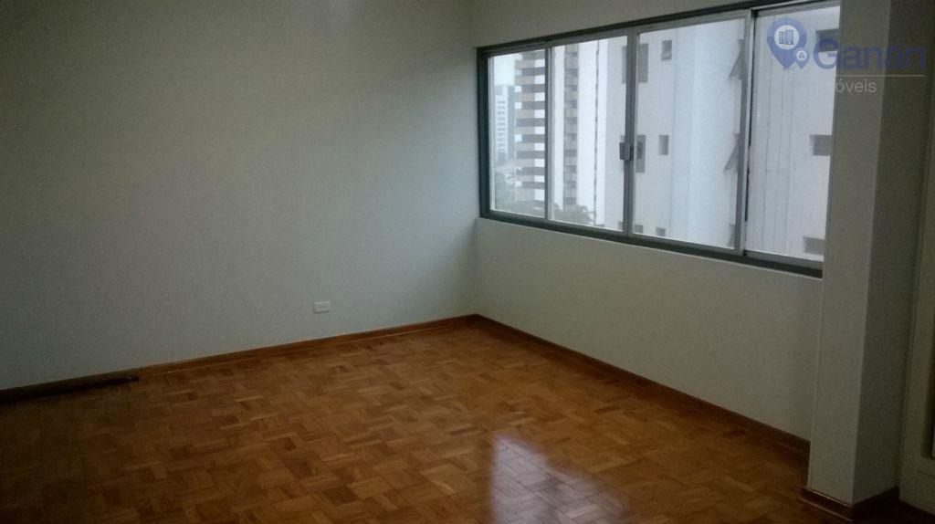 Apartamento  residencial para locação, Moema Índios, São Paulo.