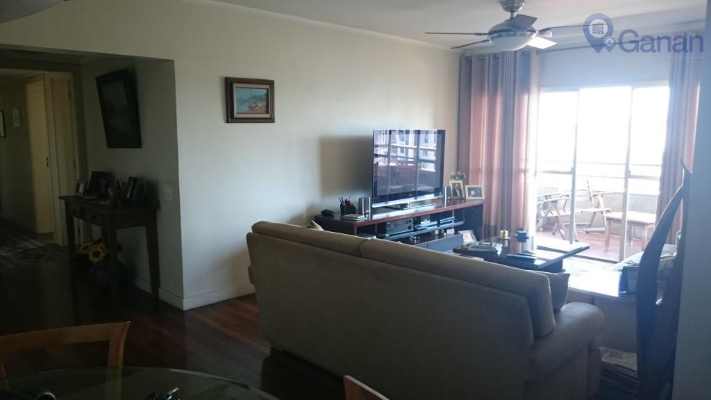 Lindo apartamento reformado