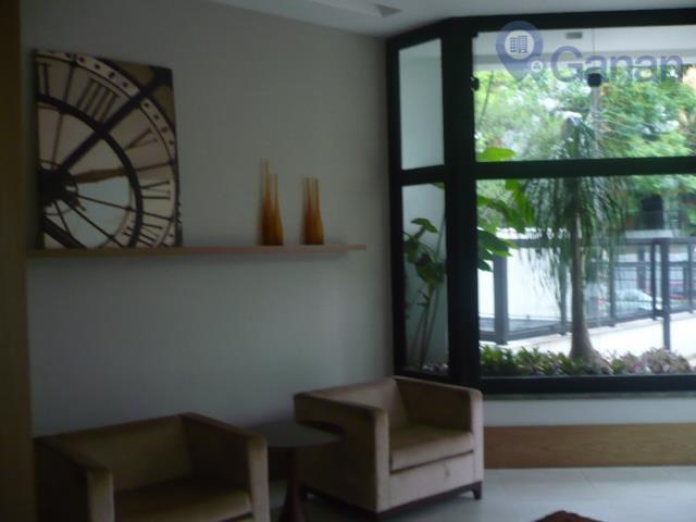 Apartamento com 3 dormitórios à venda, 210 m² por R$ 1.600.000 - Campo Belo - São Paulo/SP