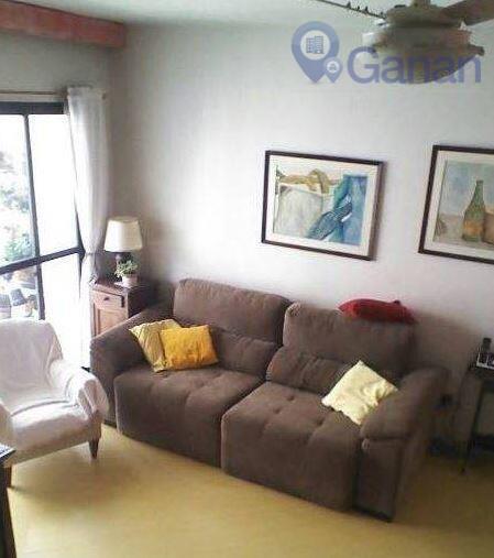 Apartamento residencial para venda e locação, Vila Olímpia, São Paulo.