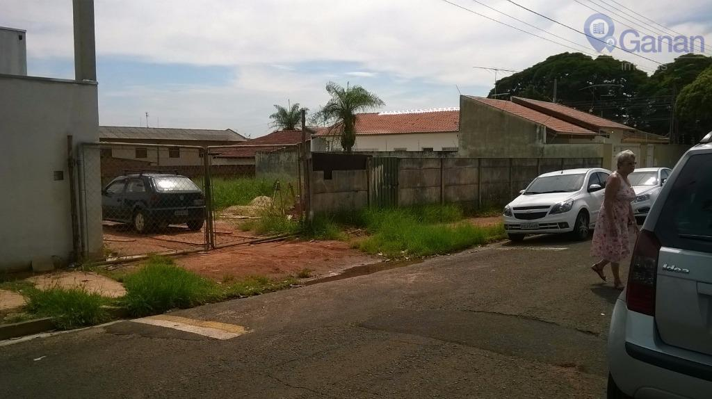 Terreno  residencial à venda, Vila Pacífico, Bauru.