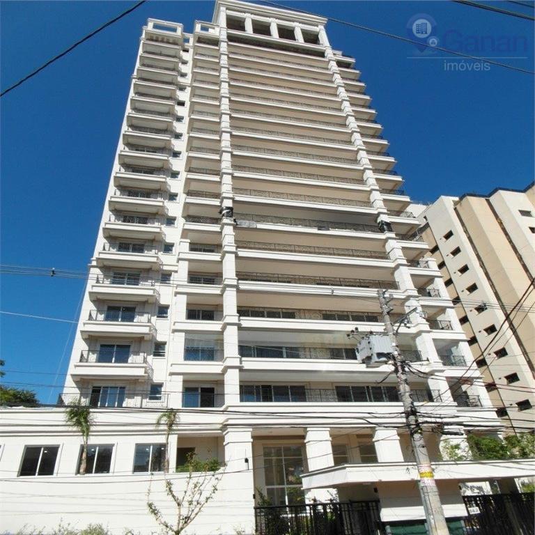 Apartamento residencial à venda, Moema, São Paulo - AP2735.