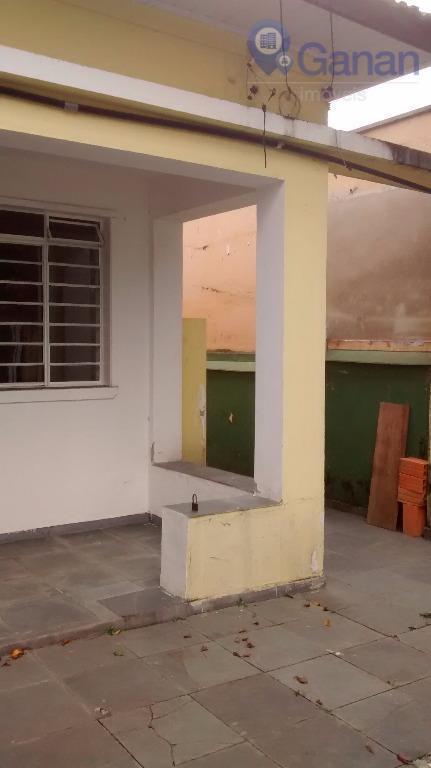 térrea comercial ou residencial com duas vagas entrada lateral rua tranquila próximo a comércio 2 dormitórios...