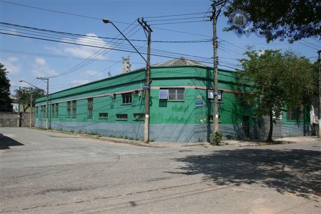 Galpão em área centralizada com possibilidade de venda