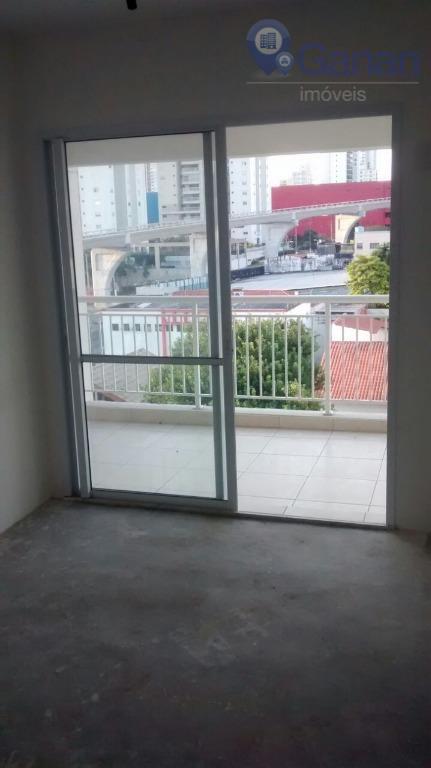 Apartamento residencial à venda, Campo Belo, São Paulo - AP2801.