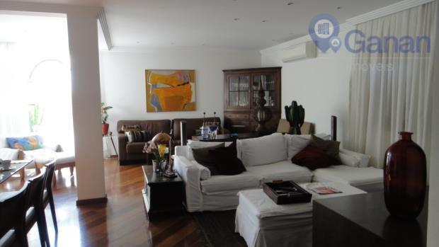 Sobrado com 4 dormitórios à venda, 347 m² por R$ 2.200.000  Rua Otávio Tarquínio de Souza, 833 - Campo Belo - São Paulo/SP