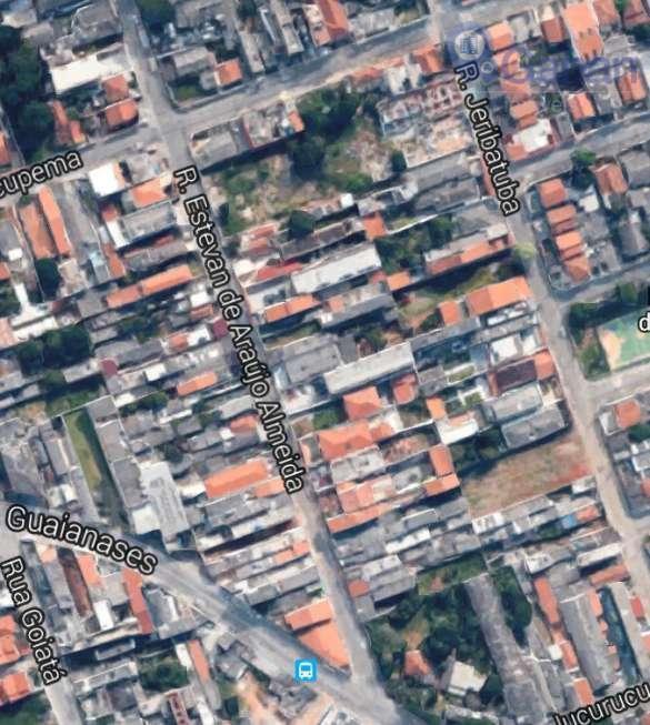 Terreno  residencial para locação, Itaquera, São Paulo.