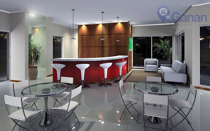 Apartamento com 3 dormitórios à venda, 105 m² por R$ 1.320.000 - Perdizes - São Paulo/SP