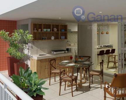 Cobertura residencial à venda, Campo Belo, São Paulo - GD0003.