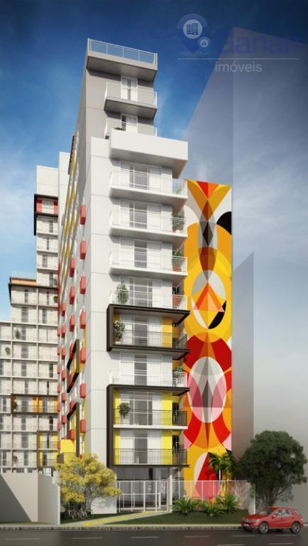 Studio residencial à venda, Bela Vista, São Paulo - ST0048.