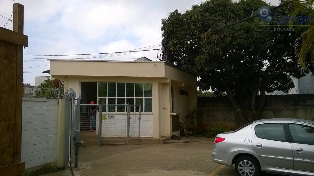 Galpão comercial para locação, Vila Jordanópolis, São Bernardo do Campo.