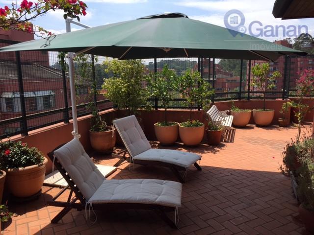 Cobertura residencial à venda, Jardim Marajoara, São Paulo - CO0111.