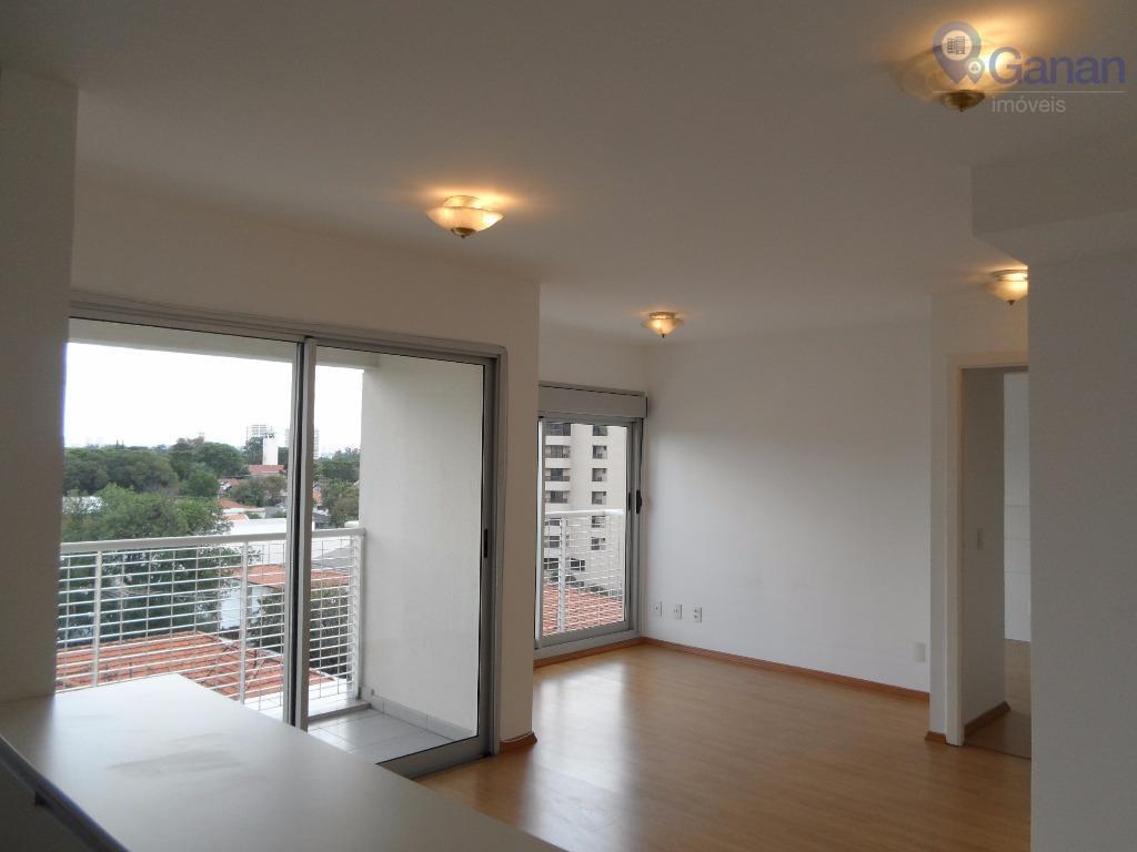 Apartamento residencial para locação, Chácara Santo Antônio (Zona Sul), São Paulo.