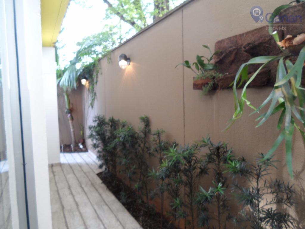 Apartamento Garden para locação na Chácara Santo Antonio