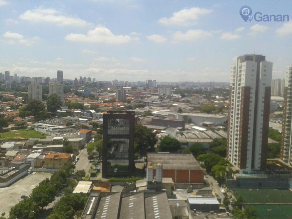 Apartamento residencial para locação, Granja Julieta, São Paulo - AP3403.