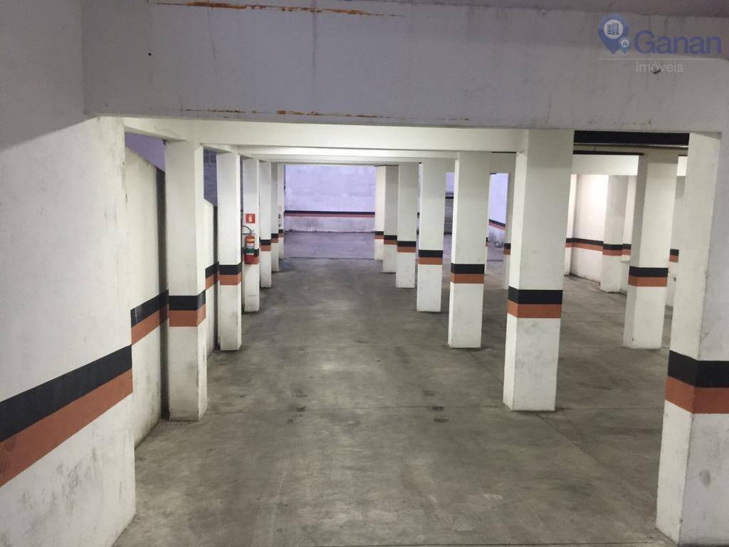 Galpão comercial para locação, Vila Santa Catarina, São Paulo - GA0057.