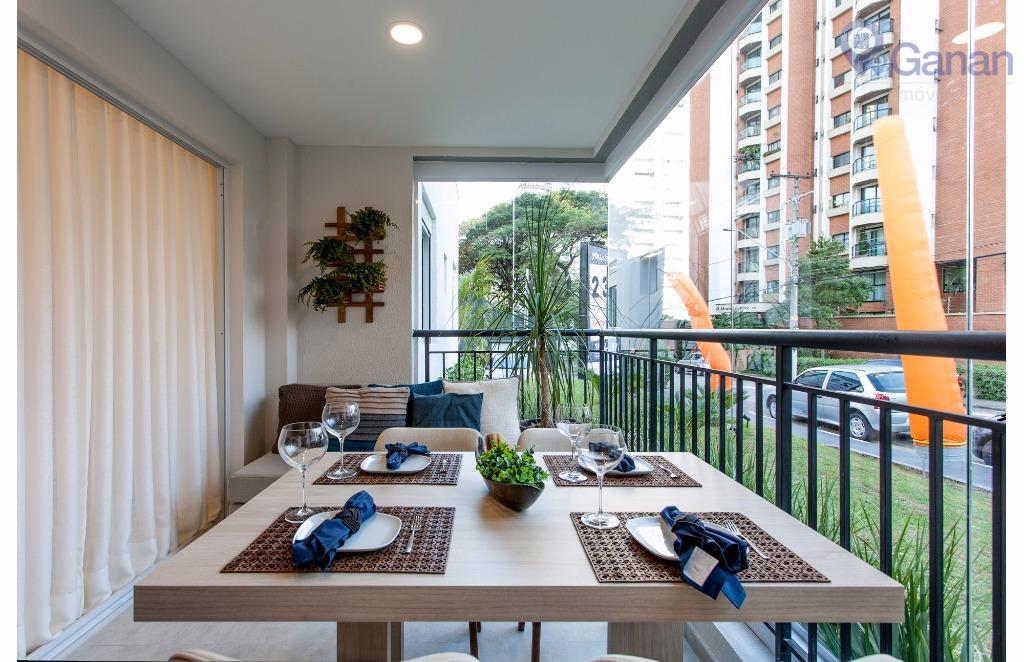 Apartamento residencial à venda, Chácara Klabin, São Paulo - AP3181.