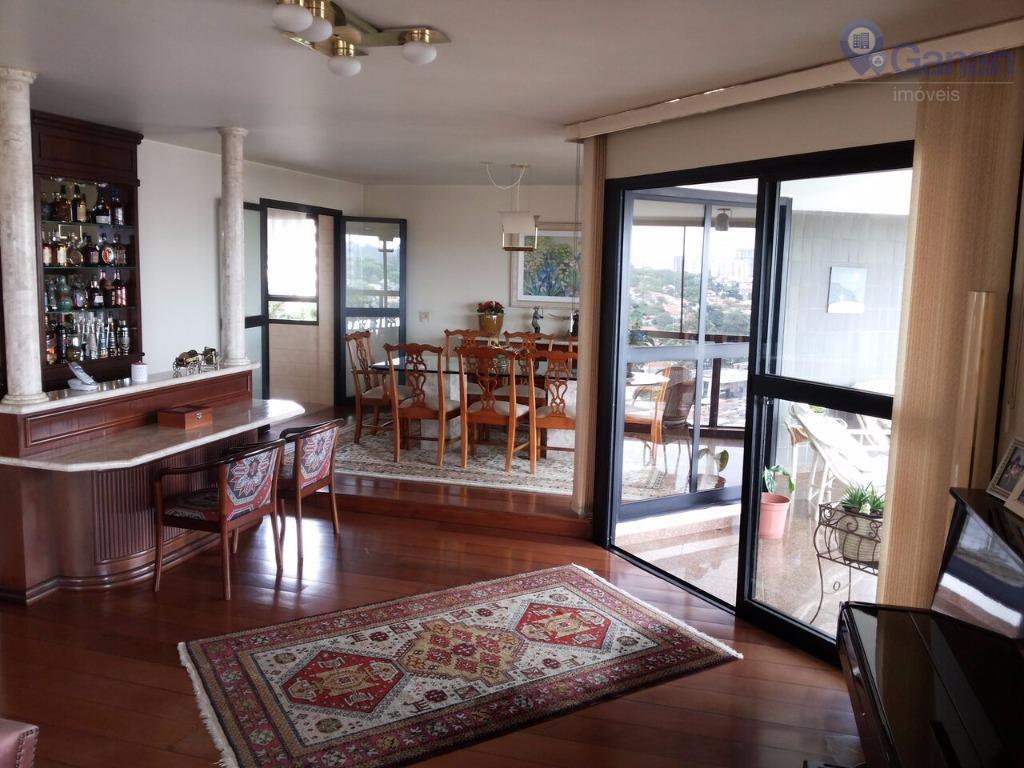 Apartamento com 4 dormitórios à venda, 312 m² por R$ 2.800.000,00 - Campo Belo - São Paulo/SP