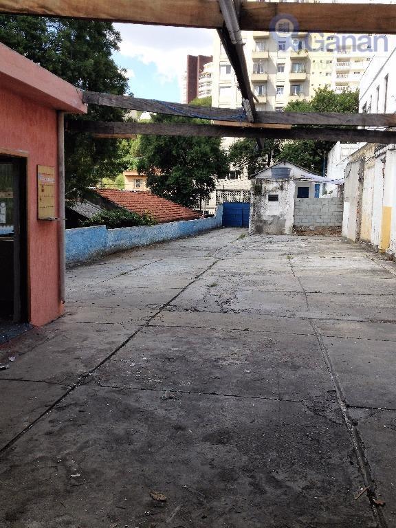 Terreno para estacionamento - Vila Madalena