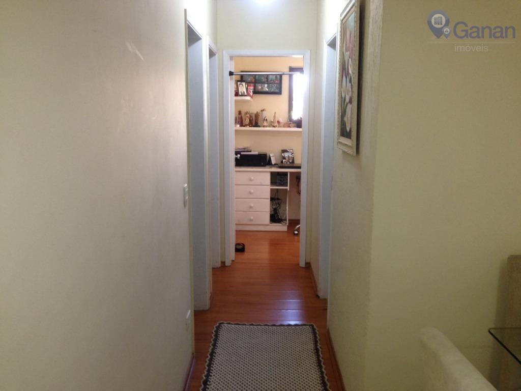 * condomínio localizado no miolo da rua vieira de moraes* excelente conservação* lavabo novo* escritório* varanda*...