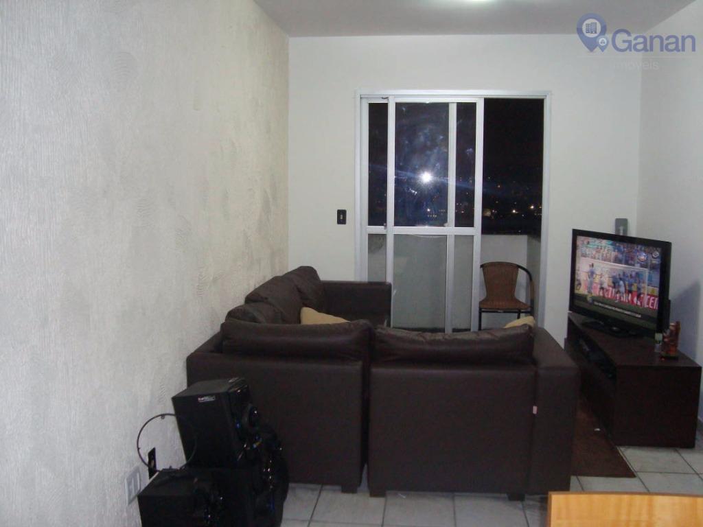 Apartamento residencial à venda, Vila Santa Catarina, São Paulo.