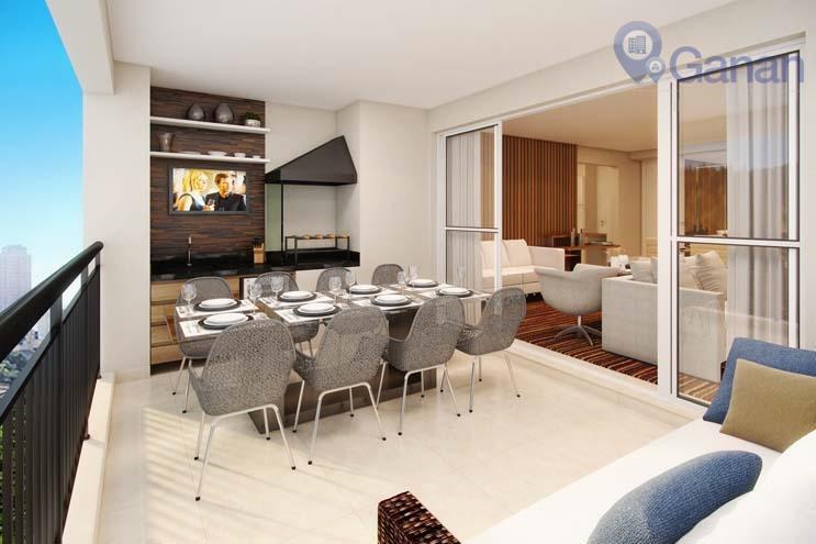 Apartamento com 3 dormitórios à venda, 85 m² por R$ 762.070,00 - Vila Carrão - São Paulo/SP