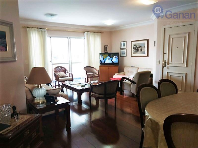 Apartamento residencial para venda e locação, Brooklin Paulista, São Paulo - AP3909.